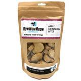 BowWowMeow Apple Cinnamon Bites All Natural Treats for Dogs 8oz I011798