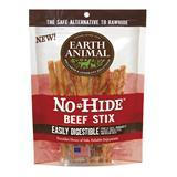 Earth Animal® No-Hide™ Beef Stix 10 Pack I011834