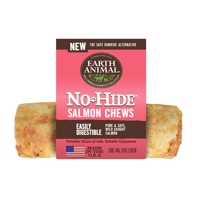 Earth Animal® No-Hide™ Salmon Chew I011844b