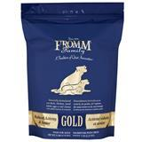 Fromm Family Reduced Activity & Senior Gold Dog Food 5 lbs. I011939