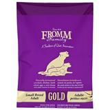 Fromm® Small Breed Adult Gold Dog Food  I011941b