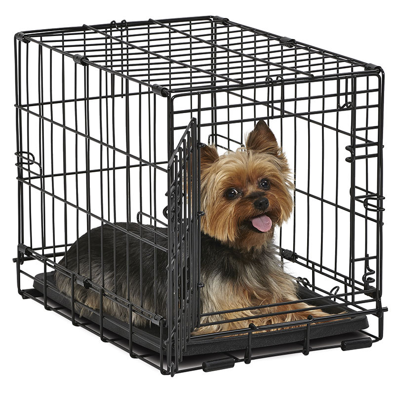 Midwest® Countour Single Door Dog Crates I012006b