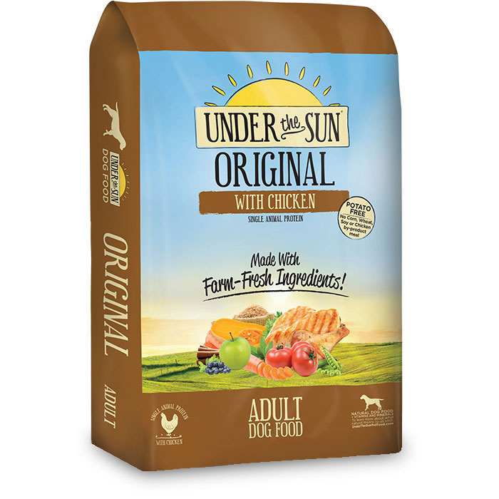 Under The Sun® Original Adult Dog Food With Chicken 25 lbs. I012042
