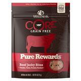 Wellness® Core® Grain Free Pure Rewards Beef Jerky Bites 4 oz. I012058