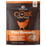 Wellness® Core® Pure Rewards Grain Free Chicken and Lamb Jerky Bites 4 oz. I012059