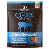 Wellness® Core® Pure Rewards Grain Free Beef & Venison Jerky Bites 4 oz. I012060