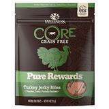 Wellness® Core® Pure Rewards Grain Free Turkey Jerky Bites 4 oz. I012061