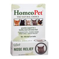 HomeoPet® Feline Nose Relief 15 ml. I012083