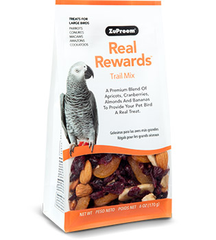 Zupreem Real Rewards™ Trail Mix Large Bird I012137