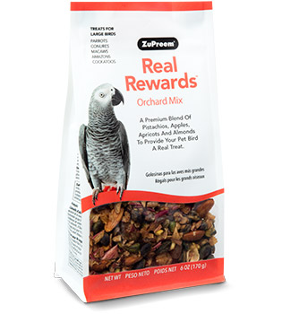 Zupreem Real Rewards™ Orchard Mix Large Bird I012138
