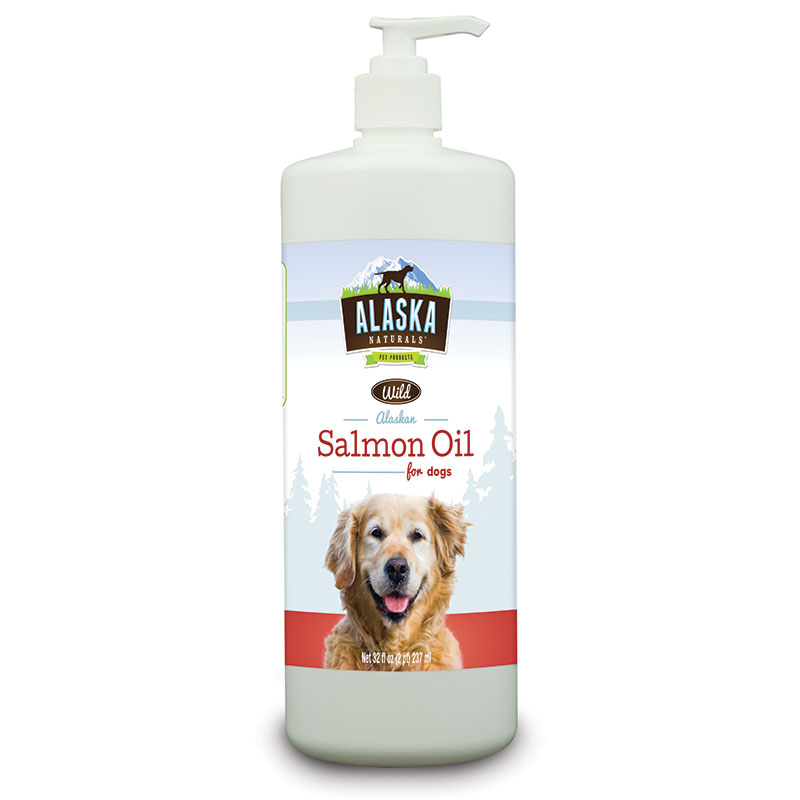 Alaska Naturals  Wild Salmon Oil For Dogs 15.5oz. I012180