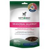 Vet's + Best® Seasonal Allergies Soft Chews 30 ct. I012348