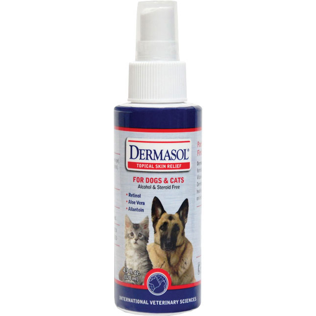 Dermasol® Topical Skin Relief Spray 4.3 oz. I012401