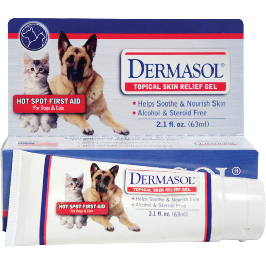 Dermasol® Topical Skin Relief Gel 2.1 oz. I012402