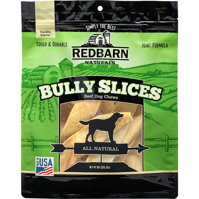 Redbarn Vanilla Bully Slices I012546
