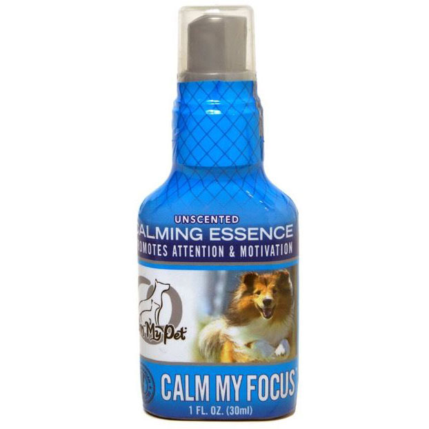Calm My Pet Calm My Focus 1 oz  I012597