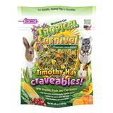 FM Brown's Tropical Carnival® Natural Timothy Hay Craveables! 48 oz. Bag I012614