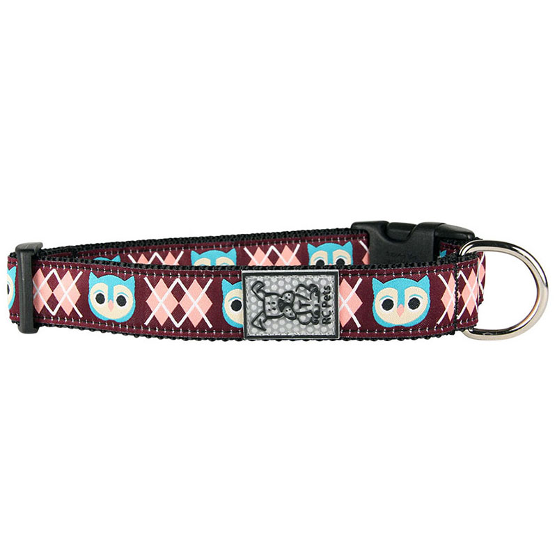 RC Pet Products Owl Clip Collar I012716