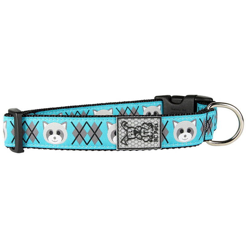 RC Pet Products Raccoon Clip Collar I012717b