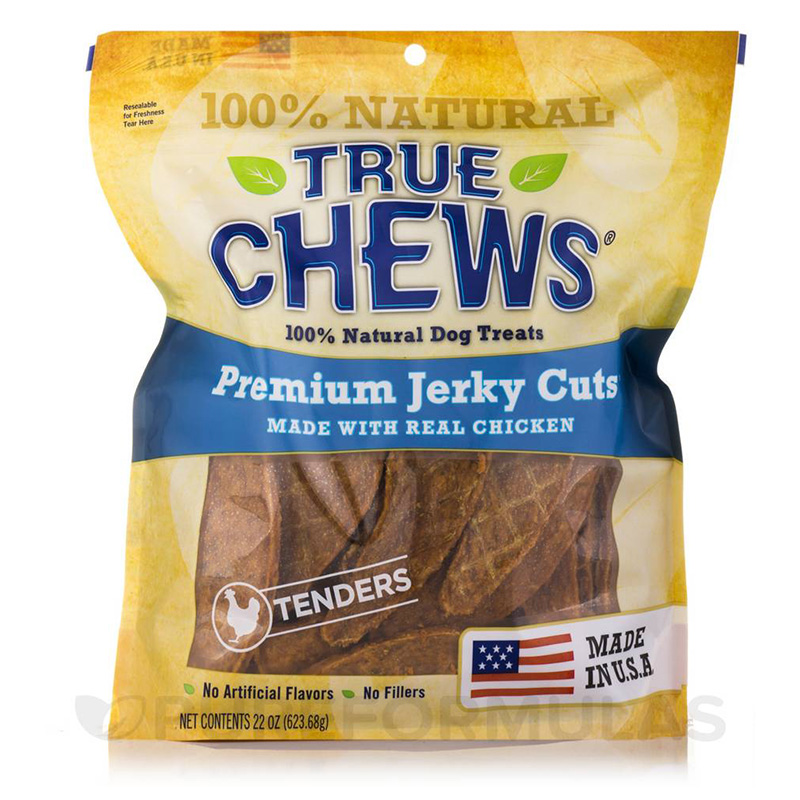 Tyson Chicken Jerky True Chew Treats 22 oz. I012859