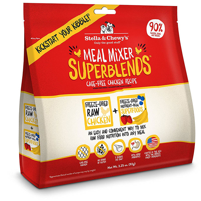 S&C SuperBlend Chicken 3.25oz I012966
