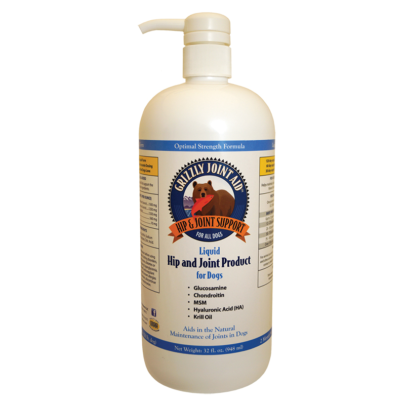 Grizzly Pet Products Joint Aid 32 oz. I013088
