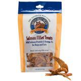 Grizzly Pet Products Grizzly Super Treats Salmon Fillet Treats 3 oz. I013098