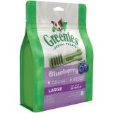 Greenies®Blueberry Dental Treats 12 oz. Treat Pack I013218b
