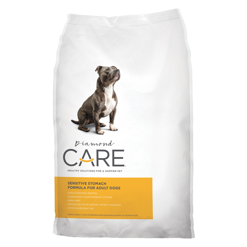 Diamond CARE Senditive Stomach Formula for Adult Dogs I013263b