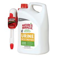 Nature's Miracle Urine Destroyer with AccuShot Sprayer 1.33 Gallon I013309