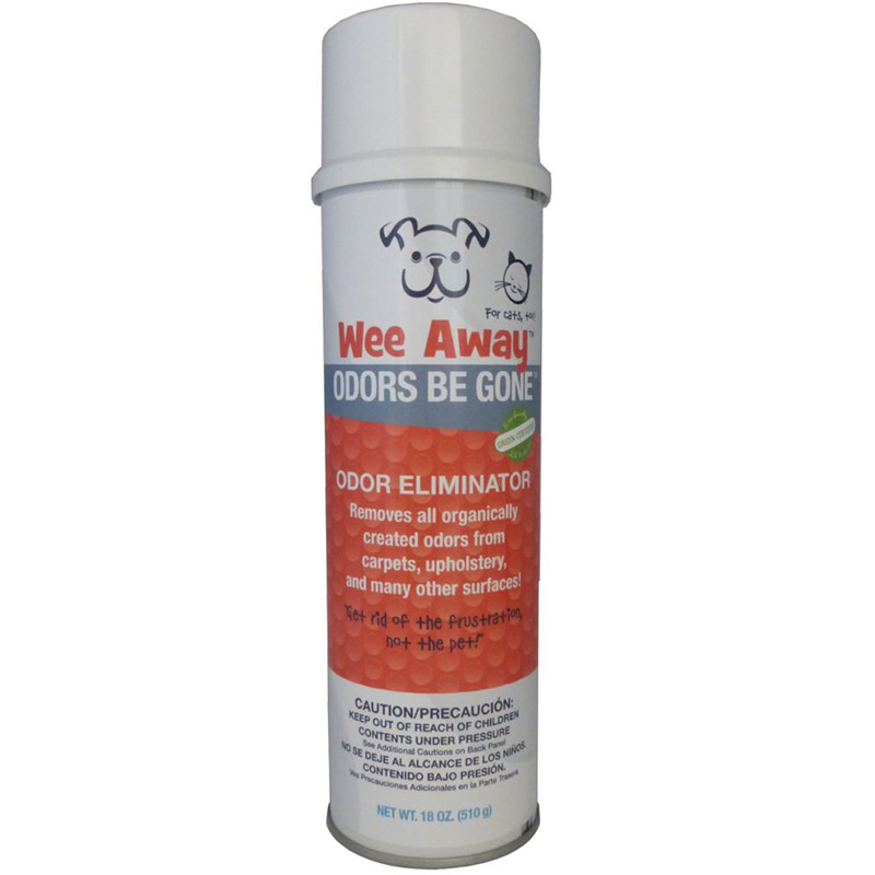 Wee Away Odors Be Gone Odor Eliminator 18 oz. I013368
