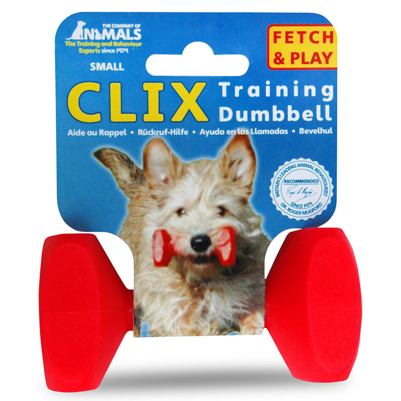Clix Dumbbell Red I013376b