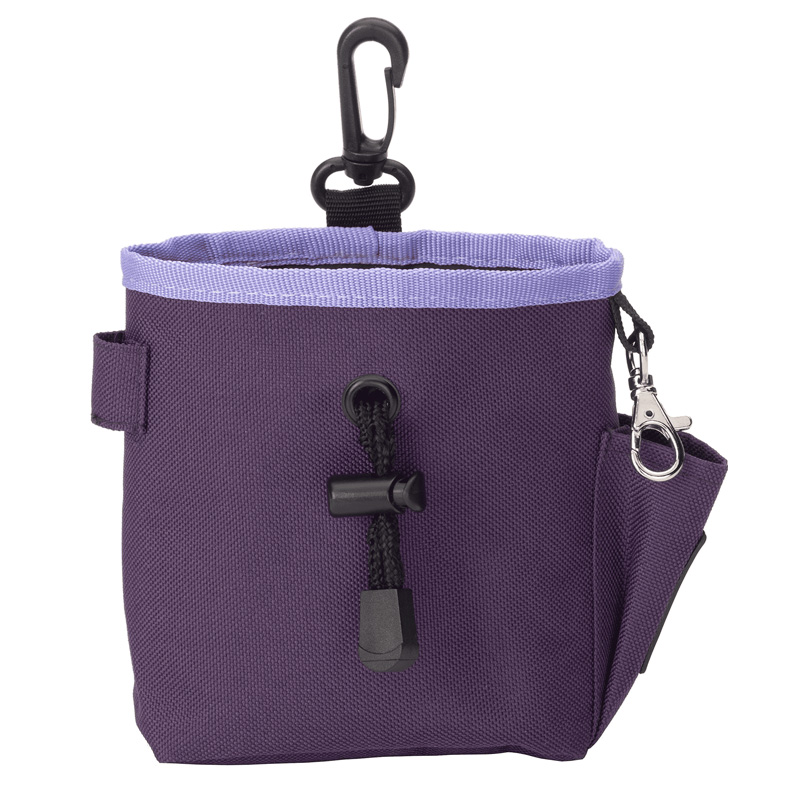 CLIX Treat Bag Purple  I013387