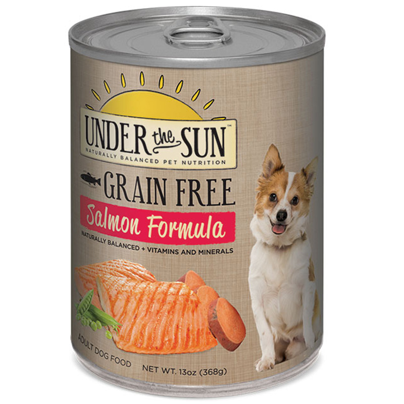Canidae Under The Sun Grain Free Salmon Wet Dog Food 13oz.