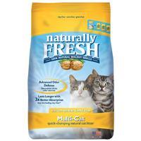 Naturally Fresh Ultra Odor Control Cat Litter  I013780b