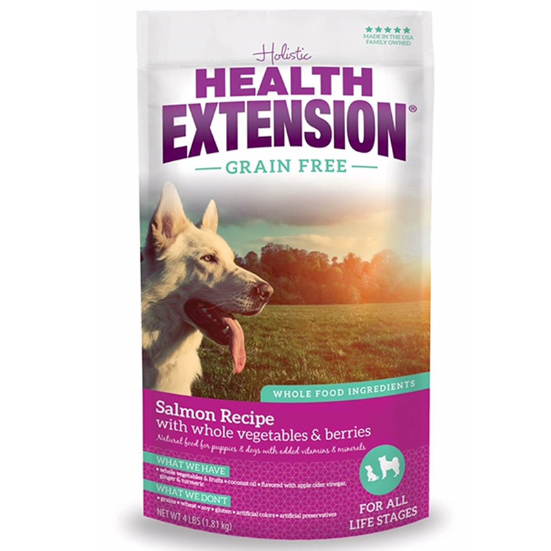 Holistic Health Extension Grain Free Salmon Dog Food I013452b