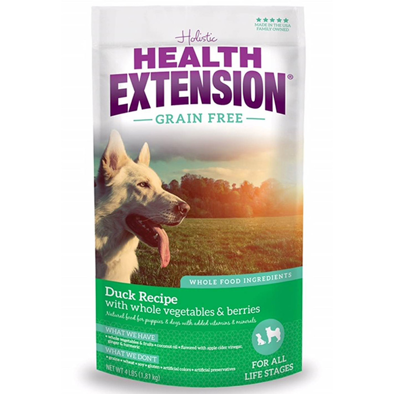 Holistic Health Extension Grain Free Duck Dog Food I013458b