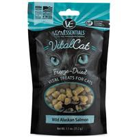 Vital Essentials Freeze Dried Cat Wild Salmon 1.1 oz.  I013621