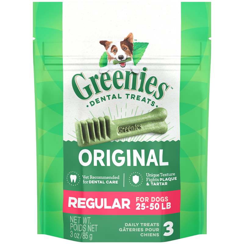 Greenies Original Regular 3oz