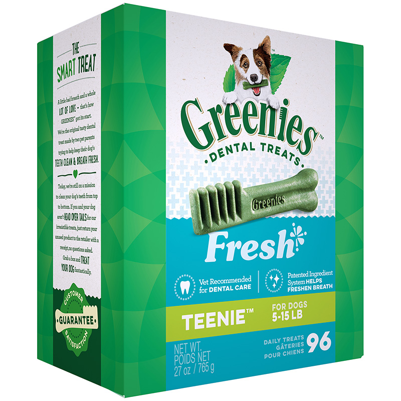 Greenies Fresh Dental Treats 27 oz. I013637b