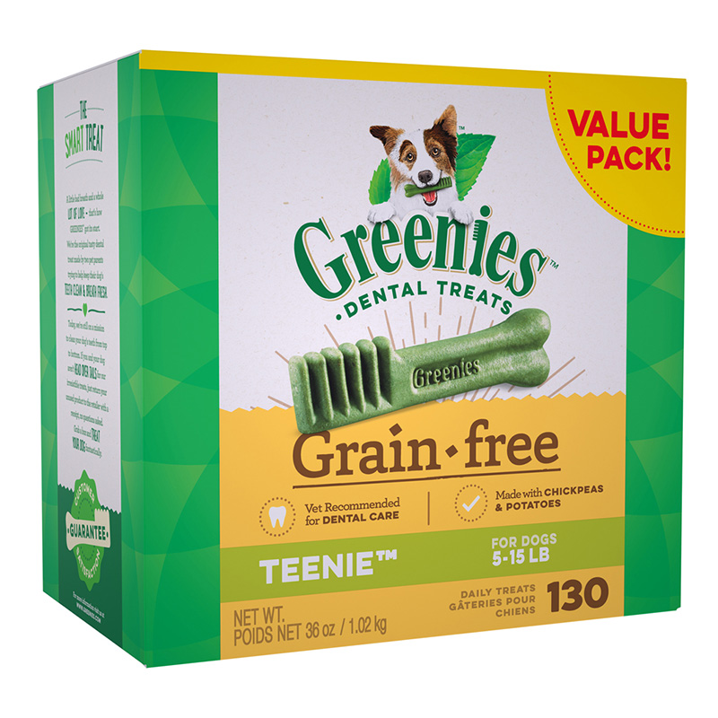Greenies Grain-Free 36oz Value Pack I013641b