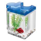 Aqueon Betta Puzzle Kit Blue .5 gal I013743