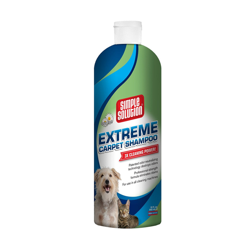 Simple Solution® Extreme Carpet Shampoo Spray 32oz I013868