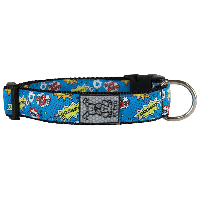 Comic Sounds Snaplock Collar 1 X 12-20 in. I013915