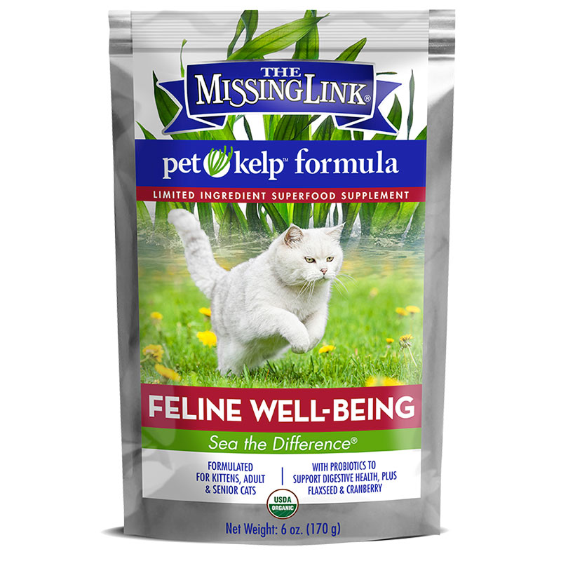 The Missing Link Pet Kelp Cat Well-Being 6 oz I014002