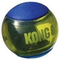 KONG Squeez Action Ball Blue I014011