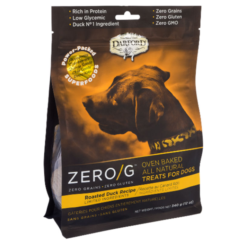 Darford Zero G Duck Roasted 12oz. I014109
