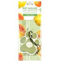 Pet House Car Freshener Fresh Citrus I014236