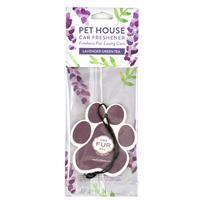 Pet House Car Freshener Lavender Green Tea I014237