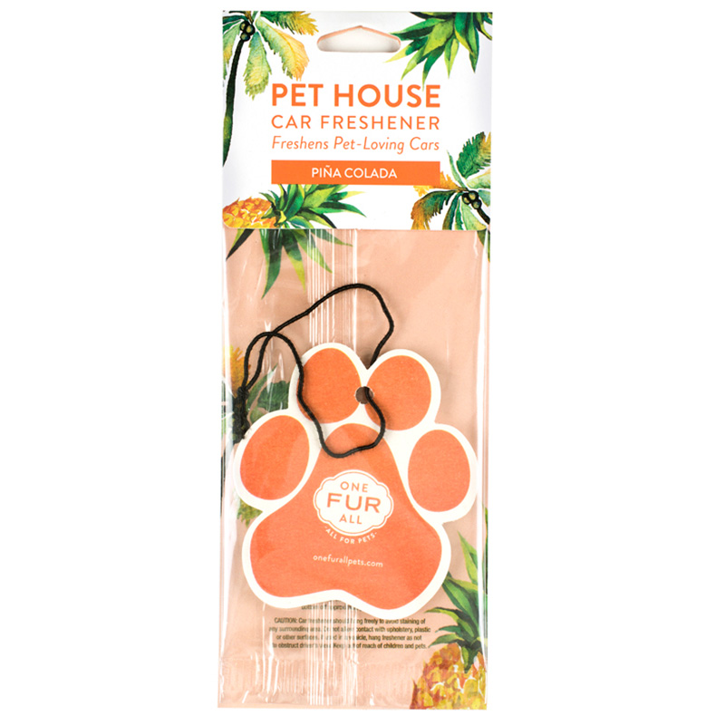 Pet House Car Freshner Pina Colada I014240